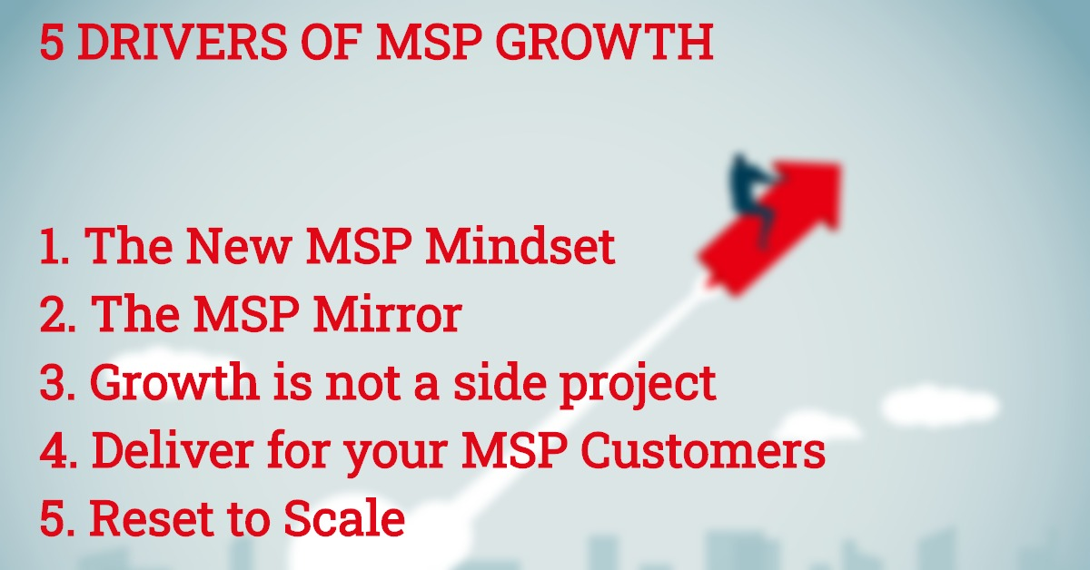 5 Drivers of MSP Growth